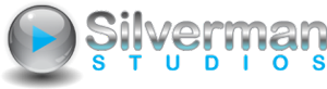 Logo for Silverman Studios in Corvallis, Oregon, offering marketing strategies in web video for small businesses