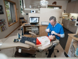 Dr. Nicholson's Dental Practice in Albany