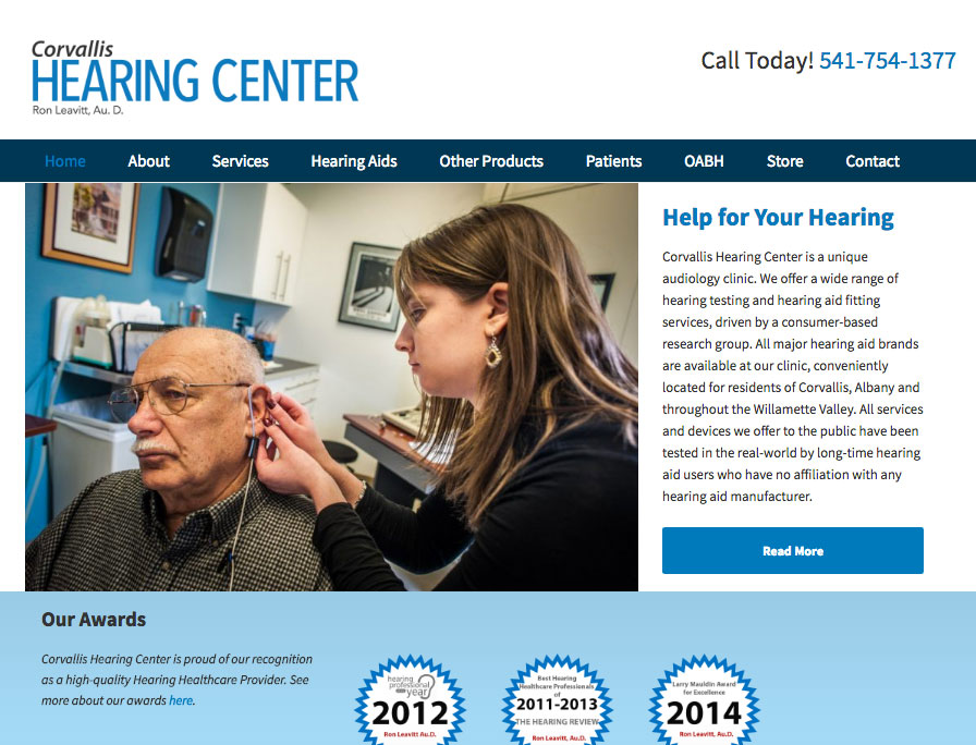Corvallis Hearing Center