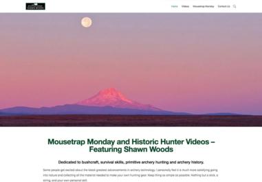 Mousetrap Monday website in Corvallis, Oregon