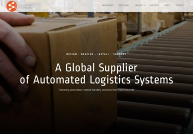 Solution Net Systems Automated Logistics