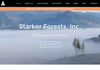 Starker Forests, Inc.