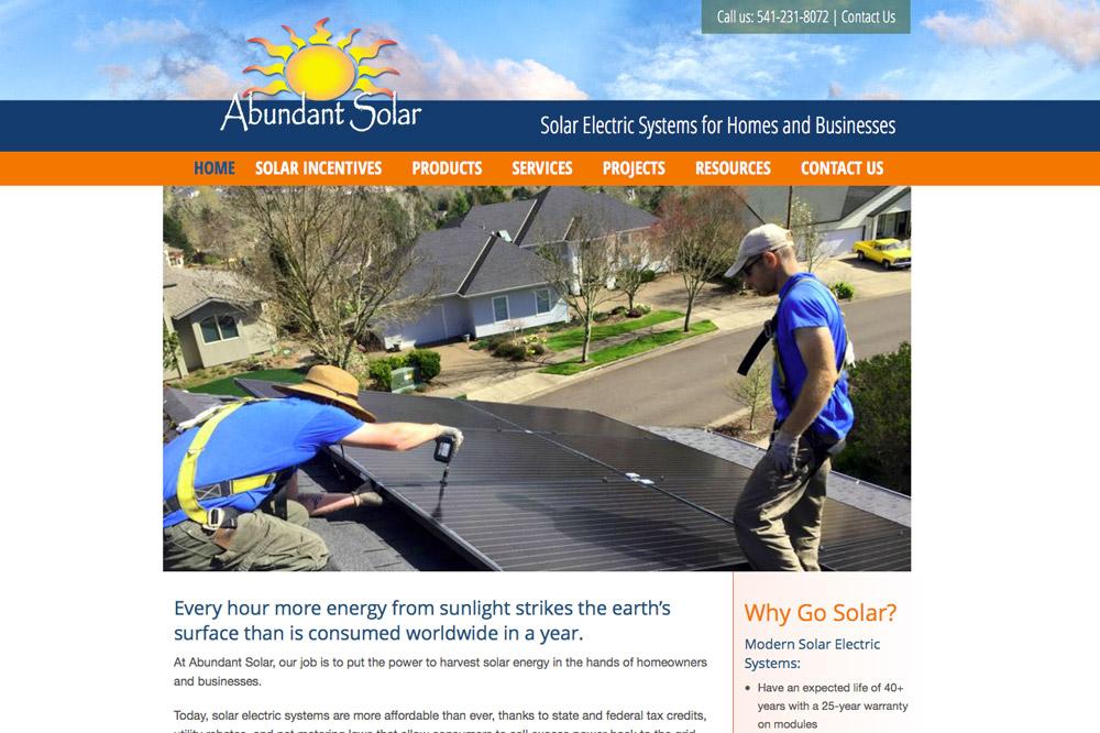 Abundant Solar
