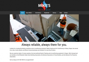 Mike's Heating and Air Conditioning